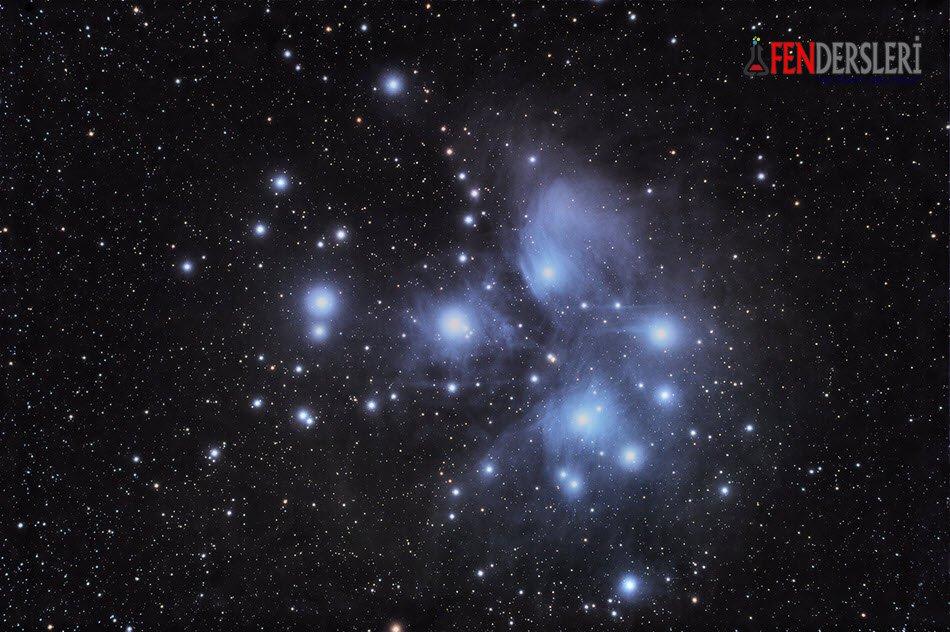 Ülker (Pleiades) Yıldız Kümesi